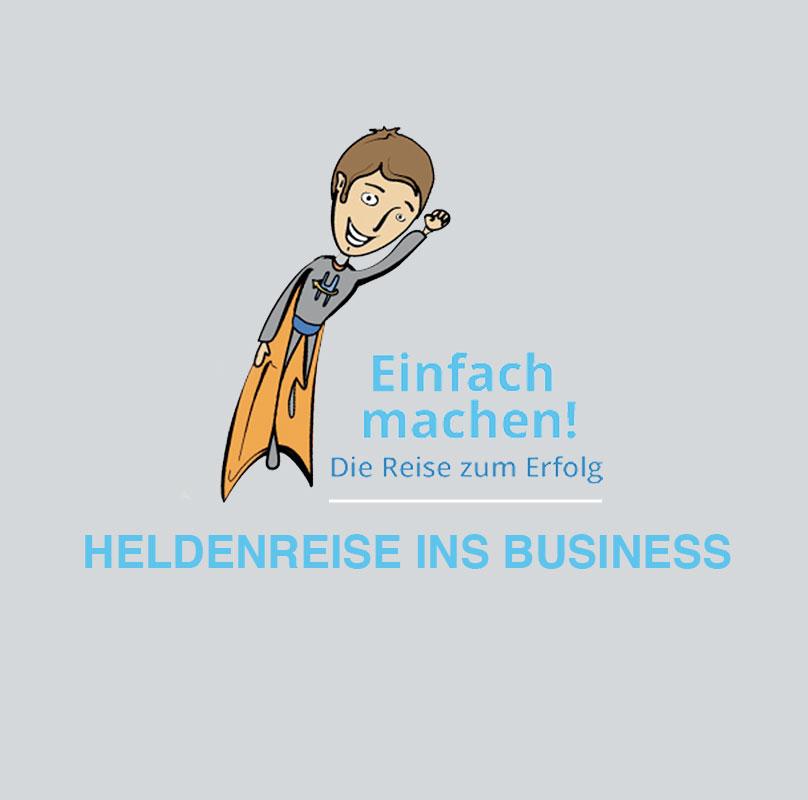 Netzwerkpartner - Heldenreise ins Business